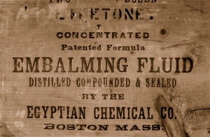 Embalming Fluid has one use Embalming. As a Street drug it is highly toxic