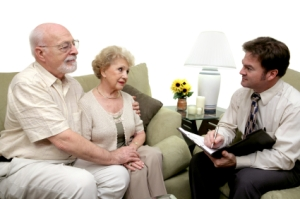 Many Times it is best to sign a contract for a low cost funeral rather than resent the high funeral costs later.