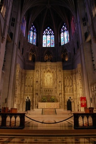 National Cathedral where Jack Kemp's Funeral Service will take place Friday.