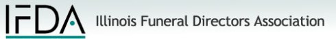 FUNERAL LEADERS INVOLVED
