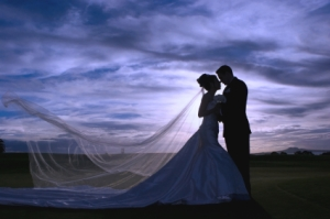 Weddings may be taking place in cemeteries and funeral homes in the near future.