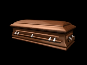 Batesville Casket Had a 22% decline in revenue, a bad sign for the funeral business.