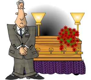 A Leading National Indenpedent Funeral Directors Association is having deep difficulties.-The Order of the Golden Rule.