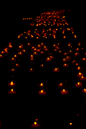 Join the online vigil and light a candle for Michael Jackson