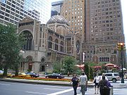 St Barltomews Church Church New York City
