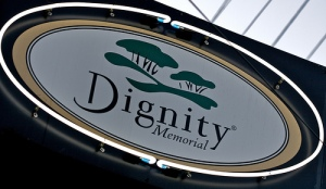 A Service Corporation Funeral Logo