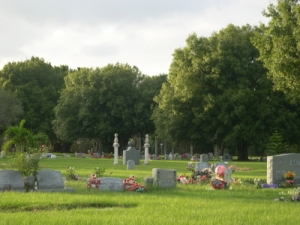 2nd Cemetery Sued For Grave digging like Burr Oak