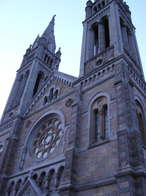 Mission Church Boston Place of the Ted Kennedy