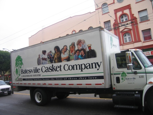 Hillenbrand, Inc-  parent company, Batesville Casket  moving away from funeral industry