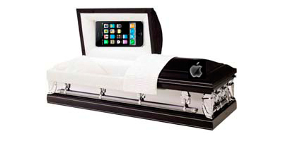 NEW:McDonalds Casket, and ICasket from Apple ...