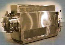 Machime for Waterless embalming, bio cremation