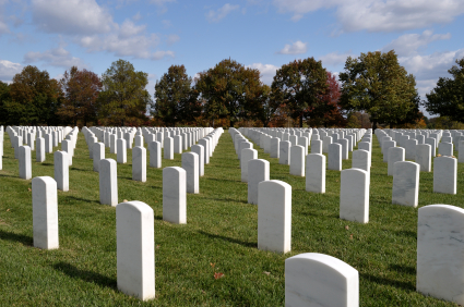 Arlington National Cemetery Headstones