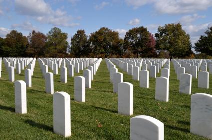 Arlington National Cemetery Headstones